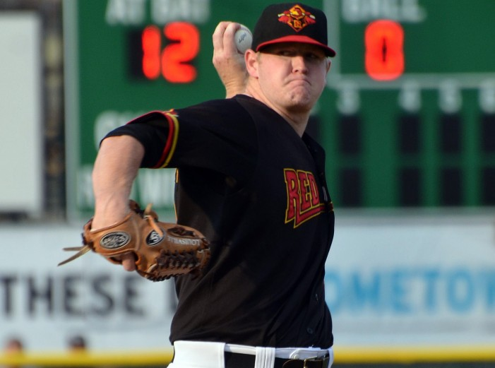 Rochester Red Wings break out the bats; romp Tides, 14-2