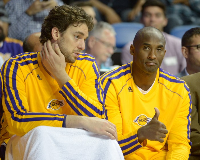 LeBron, Carmelo hold the cards and Pau Gasol wants to play chess now (Part Two)