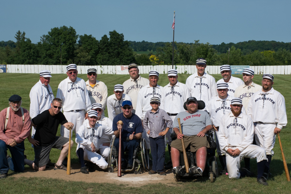 Day 2 2014 National Silver Base Ball Tournament