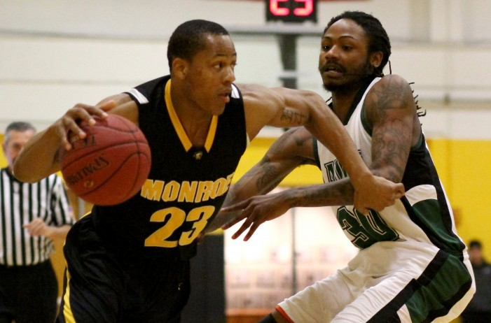 Finger Lakes CC rides second-half comeback past Monroe, 87-82