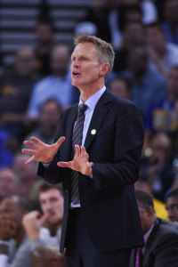 Golden State is finding balance under first-year head coach Steve Kerr. (Photo by Kyle Terada-USA TODAY) Sports