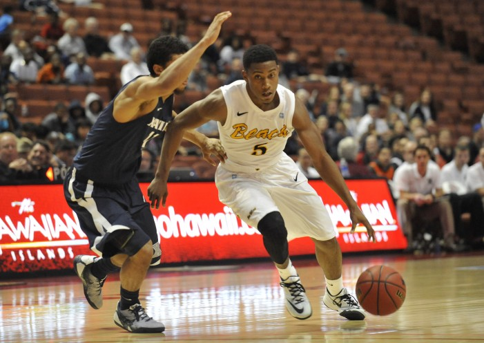 Caffey helps Long Beach State avenge earlier Xavier setback