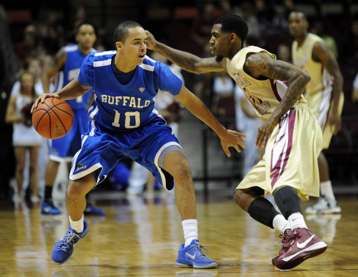 Rebounds & Putbacks: UB 80  Drexel 70