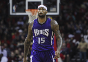 Boogie, the Kings and a Space Odyssey. (Photo by Troy Taormina-USA TODAY Sports)