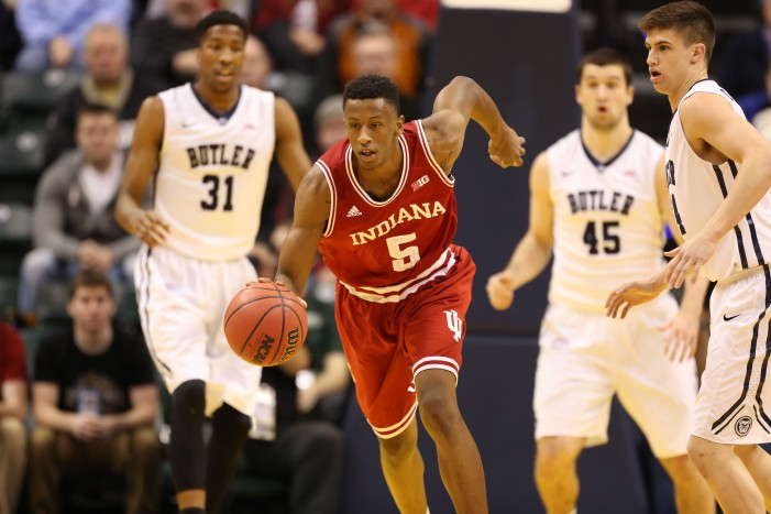 Indiana's Williams named Oscar Robertson National Player of the Week