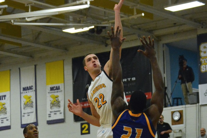 Canisius Forward Phil Valenti Named MAAC Player of the Week