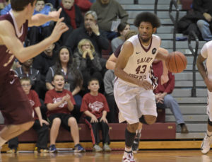 Bembry (43) leads the Hawks in every major statistical category. (Photo by Eric Hartline-USA TODAY Sports)