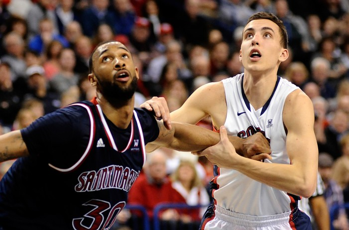 Brandon Clark, Alec Wintering and the #WCCHoops Slate
