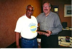 John Graham and Jim Baron.