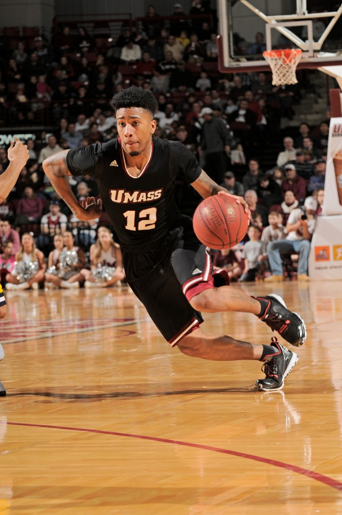 Davis and UMass finding their stride