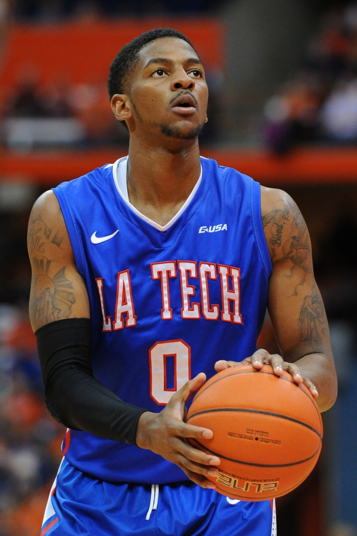 Charlotte falls to Louisiana Tech, 83-82, in overtime