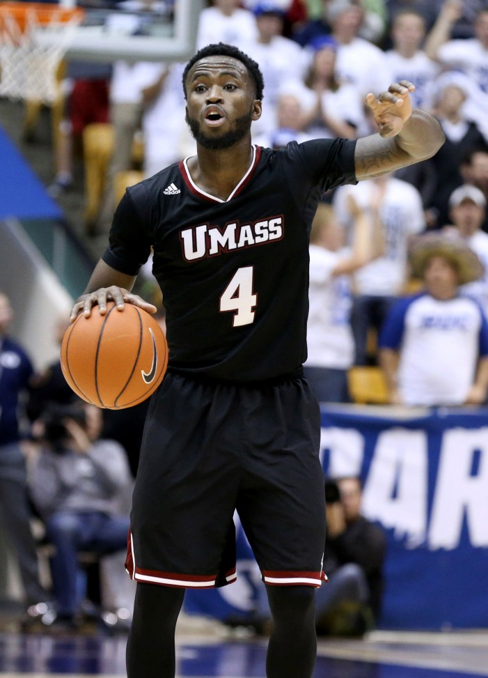 Hinds connects as UMass nips St. Bonaventure