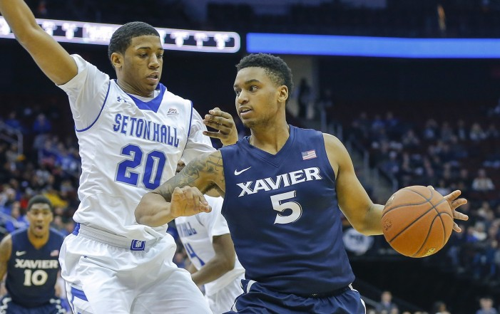 Bluiett and Davis earn Big East honors