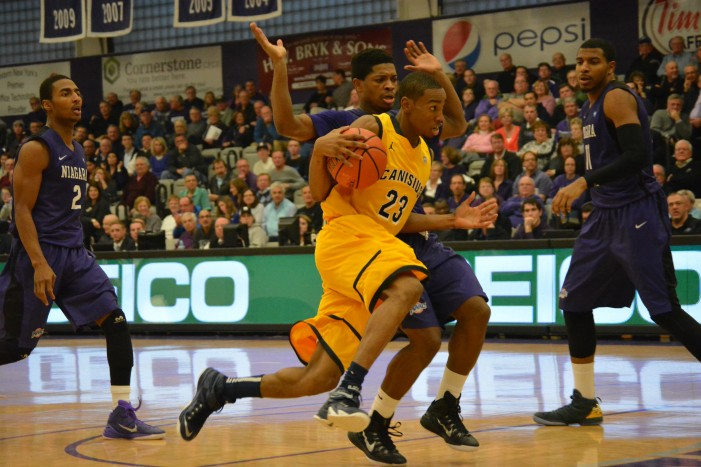Canisius advances in the CIT by beating Dartmouth