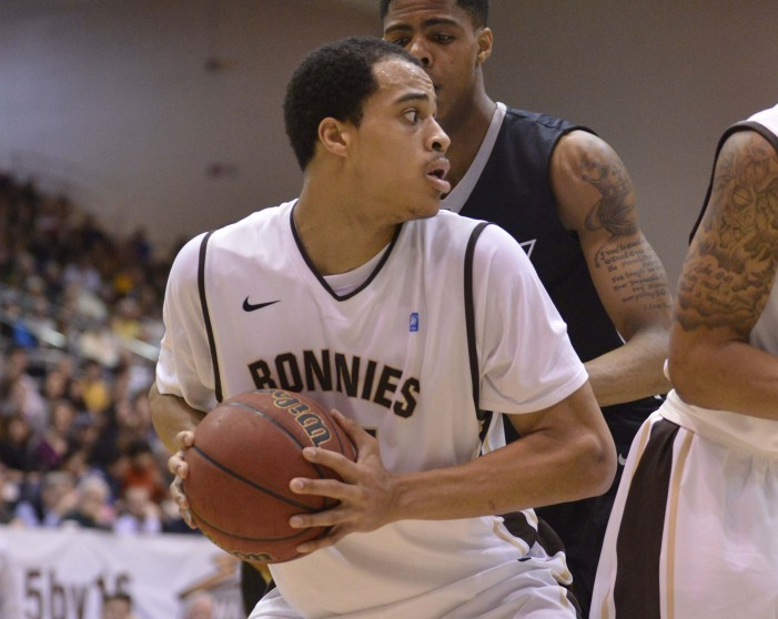 Bonnies finding timely rhythm