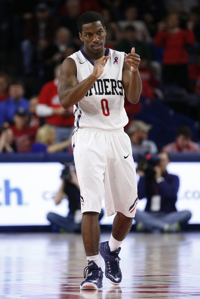 Defense, balanced scoring lead Spiders to win at UMass