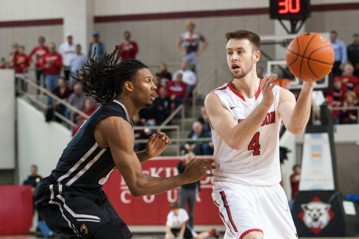 First-Year Davidson claims top seed for A-10 Men's Basketball Championship