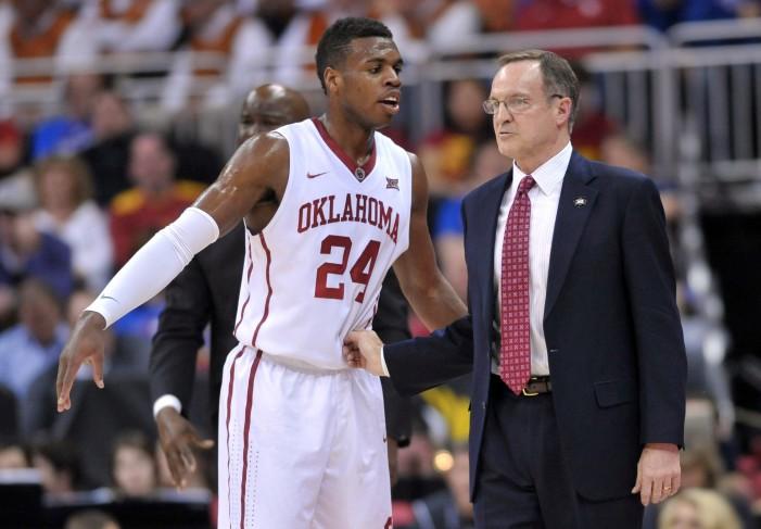 Oklahoma's Kruger reaches NCAA Tournament milestone