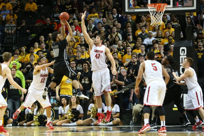 VCU and Williams find gaps in Davidson zone