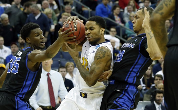 Comeback falls short; West Virginia downs UB