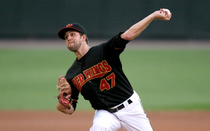 Dean named International League Pitcher of the Week