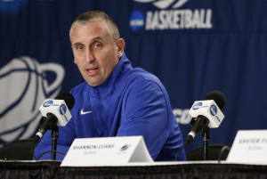 After winning 42 games in two years at UB, Bobby Hurley accepted the head coaching position at Arizona State. (Photo: Joe Maiorana-USA TODAY Sports)