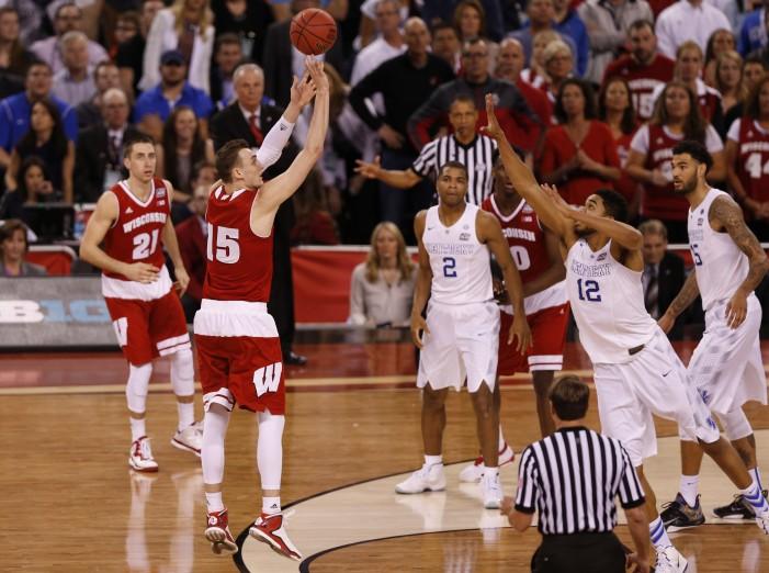 Rebounds & Putbacks: Wisconsin 71 Kentucky 64