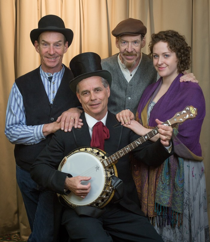Promise That You Will Sing About Me: Richard Barry's exuberant Stephen Foster and his musical resuscitation via the Dady Brothers