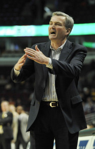 First year coach Bill Carmody has rounded out his staff at Holy Cross. (Photo: David Banks-USA TODAY Sports)