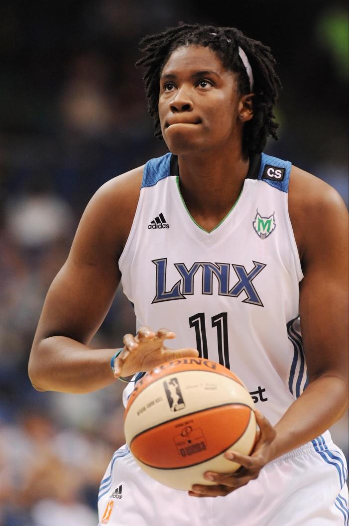 Amber Harris rejoins Minnesota Lynx