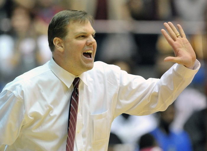 Tony Chiles named assistant at Fordham