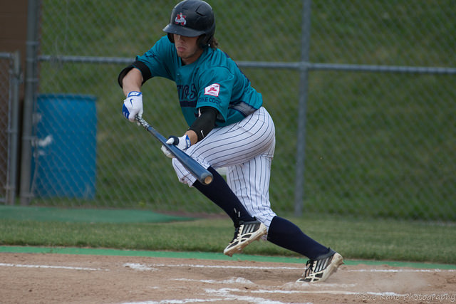 Nitros outlast Power in first game of series