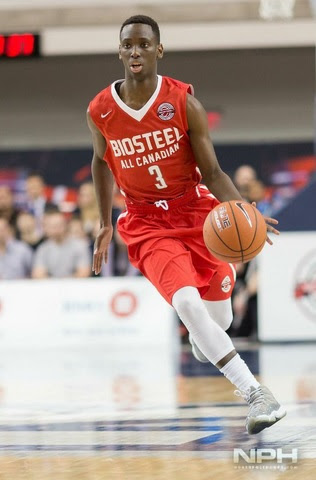 Canadian point guard Nelson Kaputo joins Bonnies