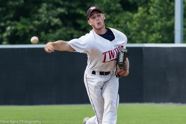 G-Twins Monk named NYCBL Reliever of the Year