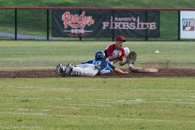 Olean's Cole Peterson named NYCBL Defensive Player of the Year