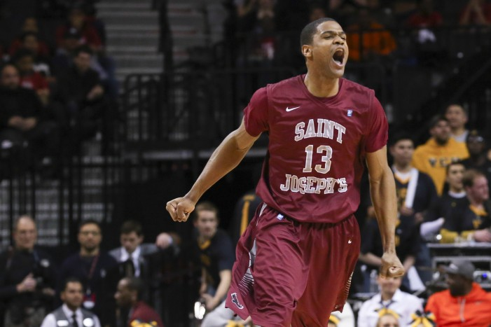 Former SJU standout Roberts, Jr., signs with Toronto Raptors