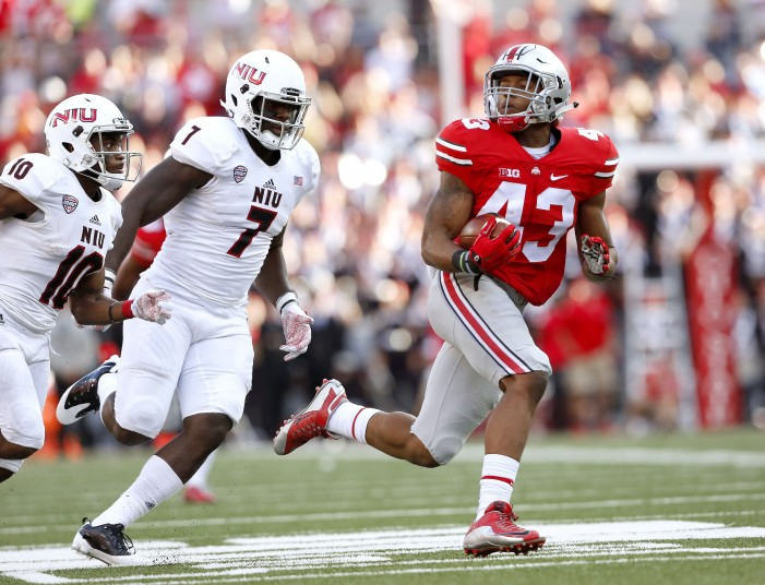 Lee's play caps dominant performance by Ohio State defense