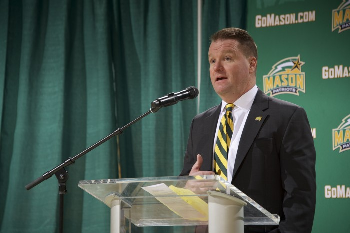 Signed, Sealed, Delivered: George Mason Patriots 2015-16