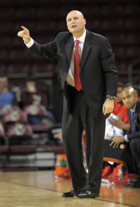 Mike Maker and his staff will welcome seven freshmen to the lineup. (Photo: Bob DeChiara-USA TODAY Sports)