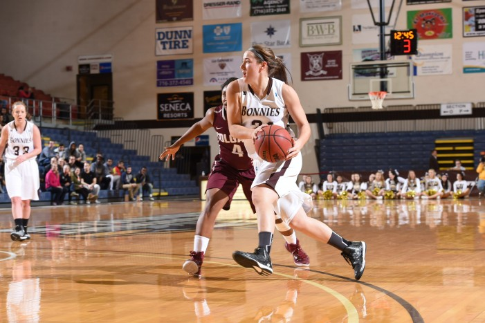 Bonnies back in action against Detroit
