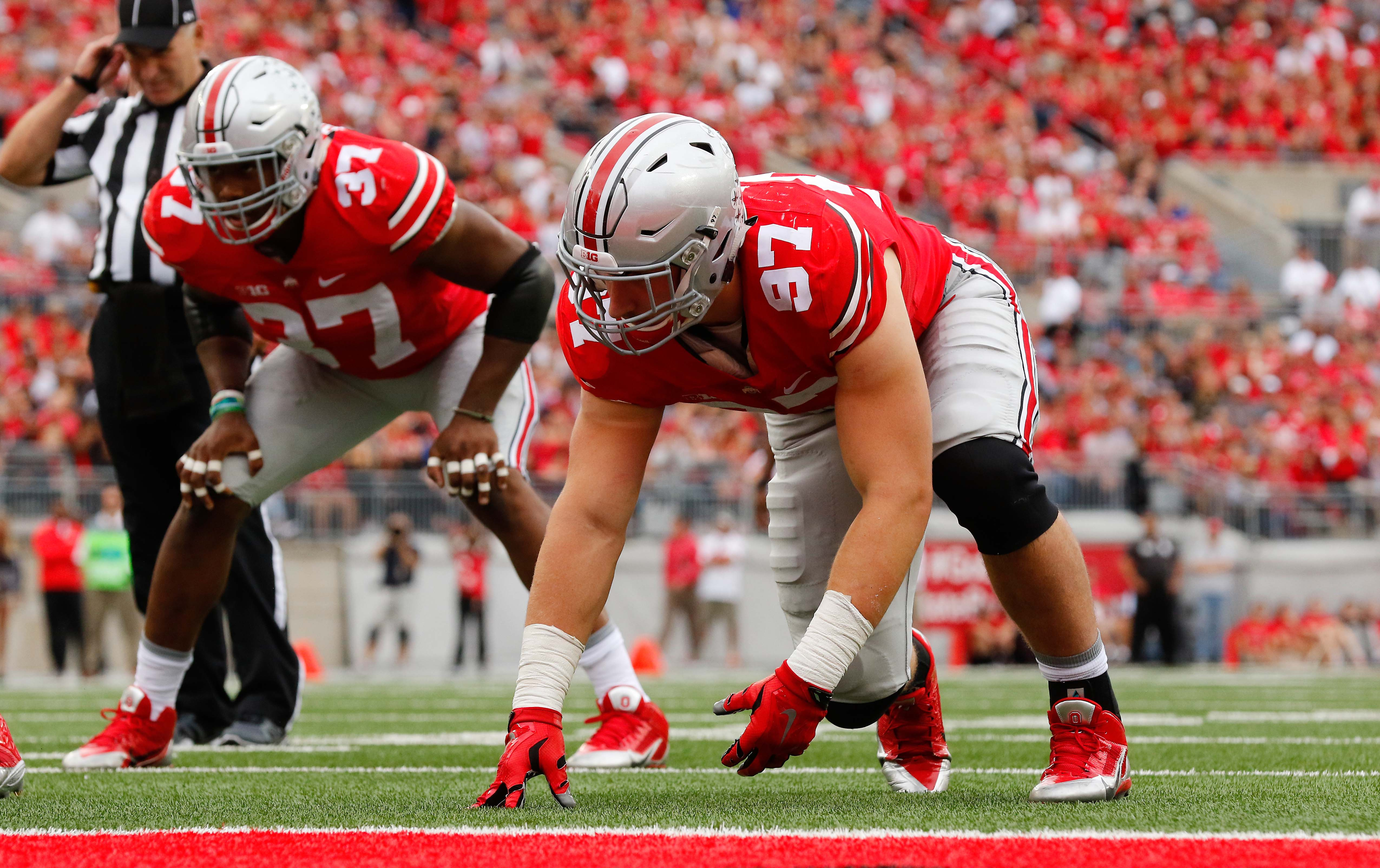 Joey Bosa Named A Lombardi Award Finalist For Second Time