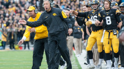 Kirk Ferentz Named Dodd Trophy Coach of the Week