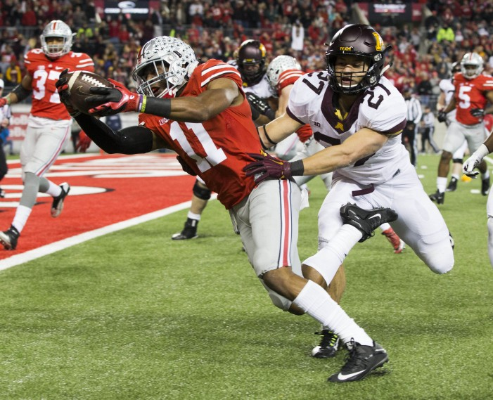 Vonn Bell named Big Ten Defensive Player of the Week
