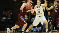 Lafayette's Matt Klinewski posts career day in defeat at NJIT