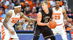 Lehigh hits the road for Thanksgiving Eve showdown at No. 12 Virginia