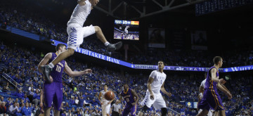 UNC joins Kentucky atop poll
