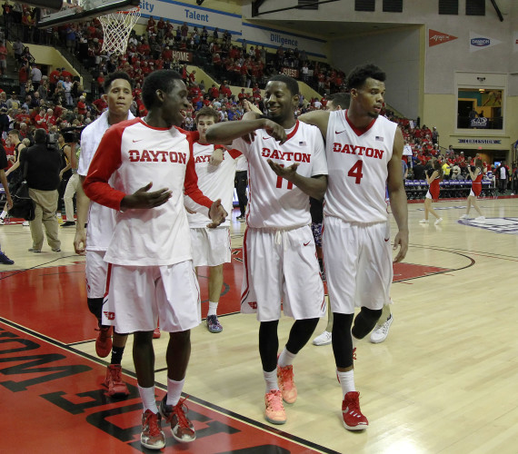 Scoochie delivers for Dayton…again
