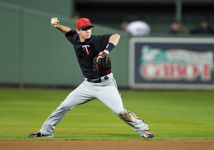 Twins Re-Sign 2015 All-Star Beresford