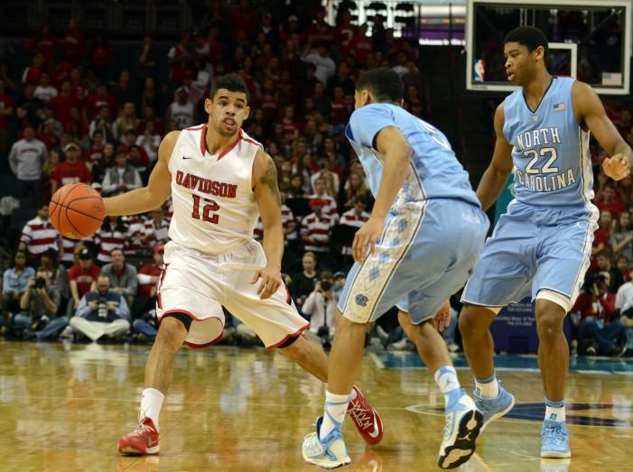Davidson – North Carolina highlights A-10 weekend matchups
