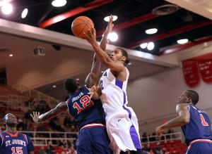 Emile Blackman  (Photo: Anthony Gruppuso-USA TODAY Sports)
